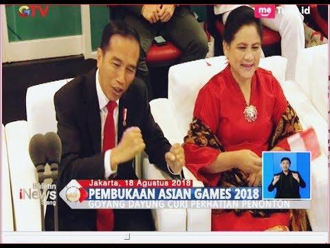 , title : 'Asyiknya 'Goyang Dayung' Jokowi saat Via Vallen Nyanyi di Opening Asian Games 2018 - BIS 19/08'