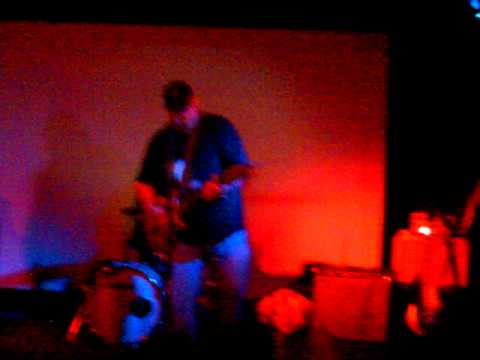 The Long Knives - Live at The Kino - B-Movie - Bingo Ingo Show - Hamburg, Germany - 09-09-11.AVI