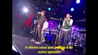 Jesse McCartney - It's over (Legendado)