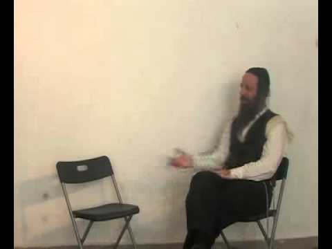 aharon chaim markowitz awareness session, part 2. former ballet dancer/hippie now biology prof/hassid