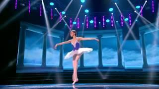 Мисс Казахстан 2018. Шоу талантов. Аружан Баратова Алматы