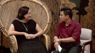 Ep.2 Seg.3 Philantropist Sally Wong-Avery with Ed Cao