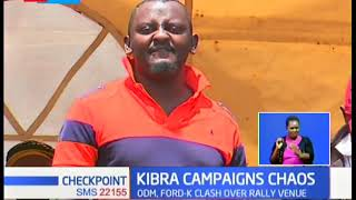 Kibra campaigns turn into chaos