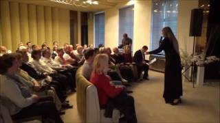 Памяти Анны Герман Надежда Владислава Вдовиченко 12.05.2016 Словакия  Братислава