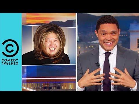 Donald Trump Slides Into Kim Jong Un's DMs   The Daily Show With Trevor Noah