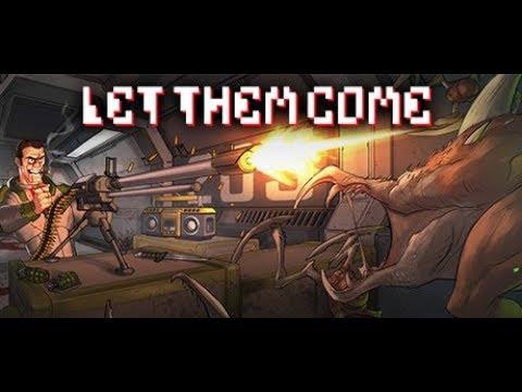 Let Them Come Launch Trailer thumbnail