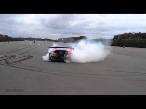 2013 Honda HSV-010 GT and CR-Z GT300 race car Hoonage