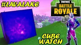 THE CUBE IS ACTIVATING RIGHT NOW! FORTNITE CUBE FINAL LOCATION! | CUBE FINAL RUNE #7 CUBE EVENT!