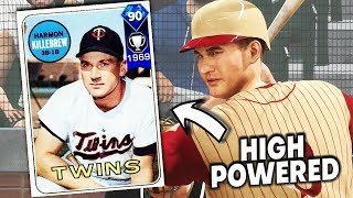 NEW Diamond Harmon Killebrew High Powered Debut! MLB The Show 18 Diamond Dynasty