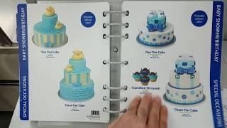Sams Club Birthday Cake Style