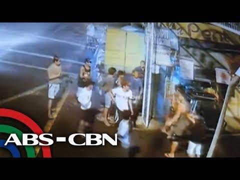 TV Patrol:  SAPUL SA CCTV: Lalaki 'napagtripan', sinaksak, kritikal