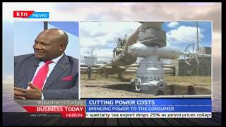KTN Business Today : Cost of Power, Interview with KETRACO's CEO Fernandes Barasa September 21, 2016