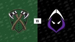 Knockout C | Chicago Huntsmen vs Los Angeles Guerrillas | Minnesota Røkkr Home Series | Day 2