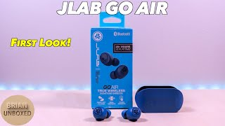 FIRST LOOK: JLab GO Air - Budget Earbuds For Only $29! (Music & Mic Samples)