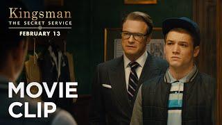 "Kingsman: The Secret Service - ""Becoming A Kingsman"" Clip"