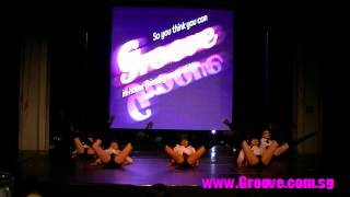 So You Think You Can GROOVE! 2012 - Lady Marmalade Exotic Group Item