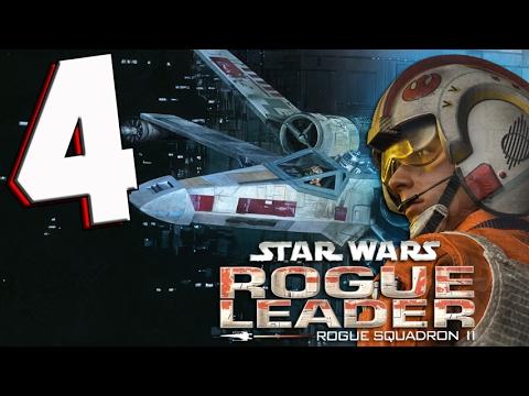 Star Wars Rogue Leader Rogue Squadron II Walkthrough by