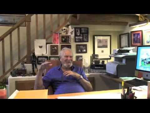 Vidéo de Clive Cussler