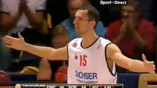 preview picture of video 'Cholet Basket - FC Barcelone : Euroleague (27 octobre 2010)'