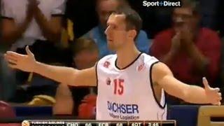 preview picture of video 'Cholet Basket - FC Barcelone : Euroleague (27 octobre 2010)'