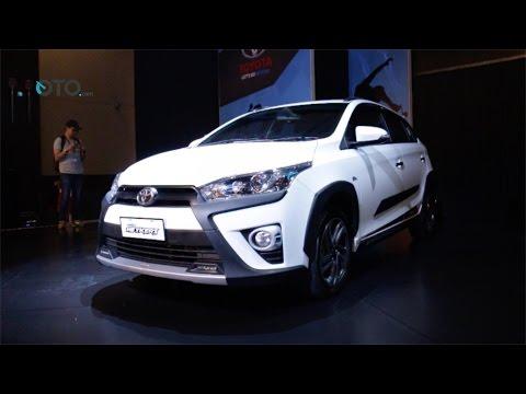 Peluncuran Toyota Yaris Heykers