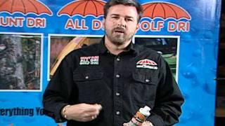 Best Water Repellent, High Performance Hunt Dri, Golf Dri, All Dri