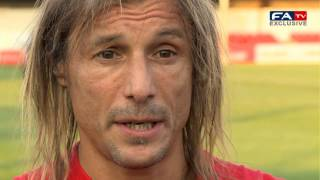 Claudio Caniggia - Five A Side | FATV