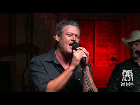 Blake Shelton - Ole Red Tishomingo Live 09.29.2017 Mp3