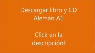 Descargar libro  OPTIMAL ALEMÁN A1 con audio!!