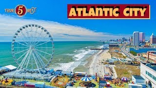 Best of Atlantic City Drone Video