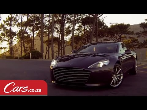 Cars.co.za drives the 2014 Aston Martin Rapide S HD