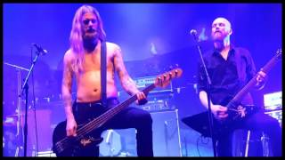 Sparzanza - When The World Is Gone - Live at Falkenberg Rockfest 27-08-2016