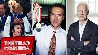 Franz Beckenbauer - Hoàng đế Làm Thay đổi Lịch Sử Bóng đá Đức   Chân Dung Huyền Thoại