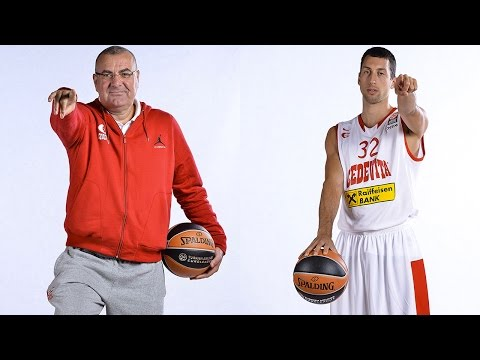 Focus on: Roko Ukic & Jasmin Repesa, Cedevita Zagreb
