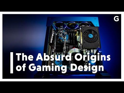 The Surprising Origins Of Absurd Gaming Hardware