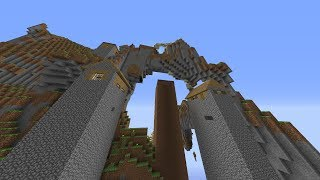 Crazy Streched Village! (HUGE STRECHED VILLAGE) - Minecraft Seed Spotlight