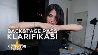 BACKSTAGE PASS : KLARIFIKASI MARIA EKA - SUPER 11