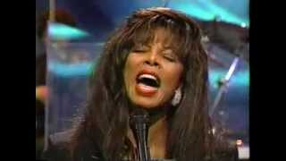 Donna Summer-Anyway At All-Jay Leno 1994 *RARE*
