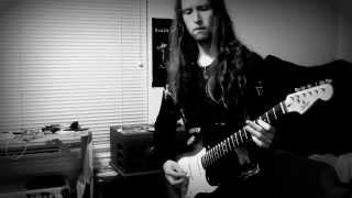 Bathory - Great Hall Awaits a Fallen Brother (guitar cover)