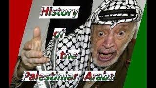 פלסטין - האמת על העם הפלשתיני