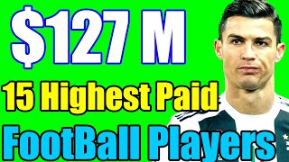 TOP 12 Highest Paid Football Players in the World 2020