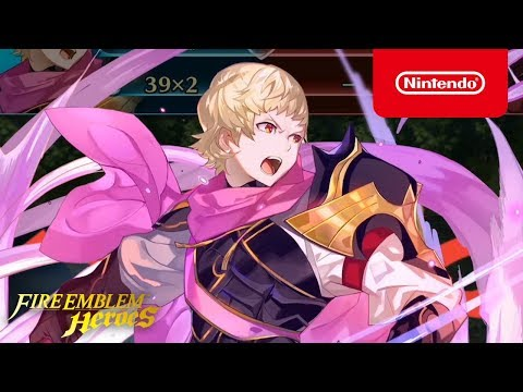 Fire Emblem Heroes – New Heroes (Children of Fate)