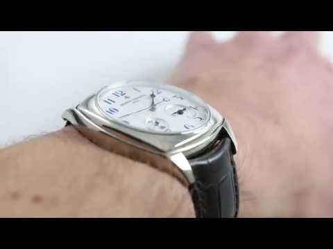Vacheron Constantin Harmony Dual Time Luxury Watch Review