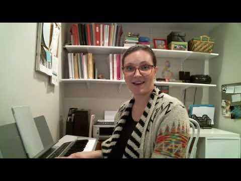 Singing Warm-ups Video