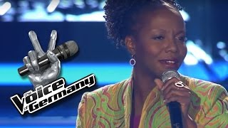 Kiss - Prince | Rachelle Jeanty Cover | The Voice of Germany 2015 | Knockouts