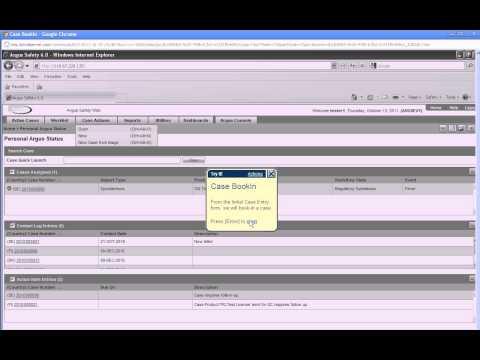 Argus Safety 6.0 Training LMS - YouTube