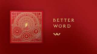 Better Word | Official Audio | Elevation Worship