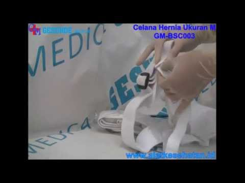 Video Celana Hernia Ukuran M GM-BSC003 - www.alatkesehatan.id | Perusahaan Alat Kesehatan Murah & Lengkap
