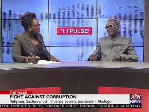 Fight Against Corruption - The Pulse on JoyNews (30-5-18)