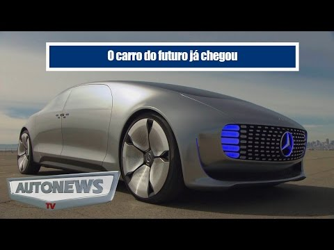 Não é filme futurista. O Carro do futuro está quase pronto!!!